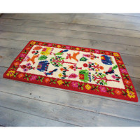 Latch Hook Rug Kit - Animal Fair