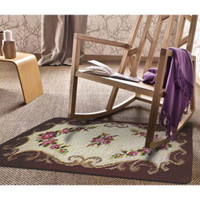 Latch Hook Rug Kit - Chantilly