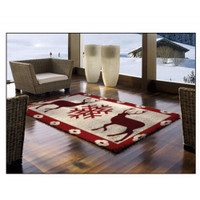 Latch Hook Rug Kit - Deer