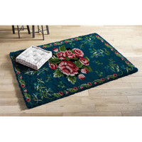 Latch Hook Rug Kit - Flower Love
