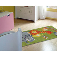 Latch Hook Rug Kit - Noah's Ark