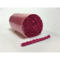 Pre Cut Rug Wool - Rasberry 22
