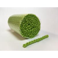 Pre Cut Rug Wool  - Lime