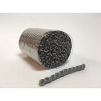 Pre Cut Rug Wool - Silver Mist