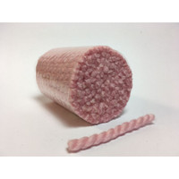 Pre Cut Rug Wool - Candy Pink