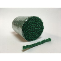 Pre Cut Rug Wool - Green