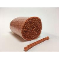 Pre cut Rug Wool - pumpkin