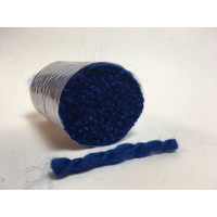 Pre cut rug wool - Royal Blue