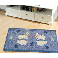 Latch Hook Rug Kit - Sheep
