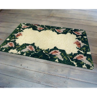 Latch Hook Rug Kit - The Fields