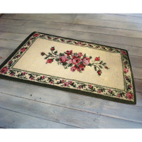 Latch Hook Rug Kit -Bouquet