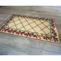 Latch Hook Rug Kit -Trellis
