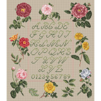Floragenius Cross Stitch Kits By Jenny Barton
