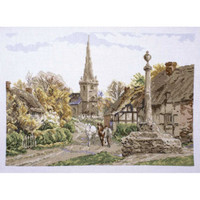 Childs Wickham Cross Stitch Kit by Rural England
