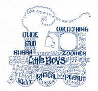 Lets Love Little Boys Chart By Ursula Michael