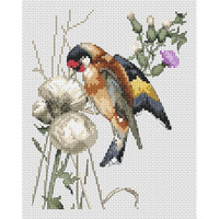 Rich pickings Cross Stitch Kit by Natural World