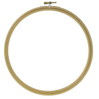 Wooden Bamboo Hoop Size 3 inches