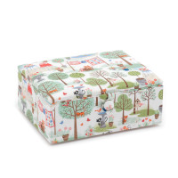 Crafty Cats in the Garden  Large Stool By Hobby Gift