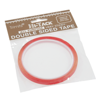 Adhesive: Hi-Tack Double Sided Tape: 6mmx5m: (3)