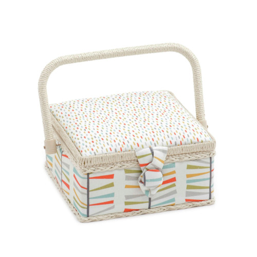 Foxy Dash  Small Sewing Box By Hobby Gift