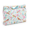 Birdsong  Craft Bag with Wooden Handles By Hobby Gift