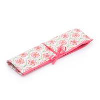 Blossoming Trellis  Knitting Pin Roll (Filled with Bamboo Pins) By Hobby Gift