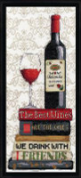 Red Wine Cross Stitch Kit By Design Works