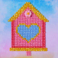 Home Sweet Home Craft Kit by Diamand Dotz