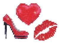 Posh Stickers Craft Kit by Diamand Dotz