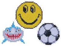 Smile Stickers Craft Kit by Diamand Dotz