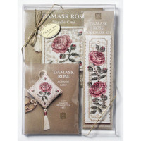 Damask Rose Gift Set by Textile Hertiage