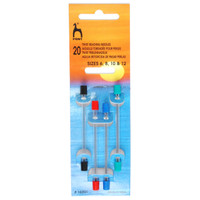 Hand Sewing Needles: Twist Beading: Assorted Sizes
