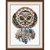 Dream Catcher Cross Stitch Kit by Oven