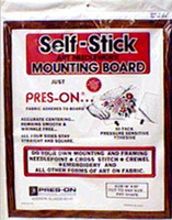SELF ADHESIVE MOUNTING BOARD 40.6cm x 50.8cm