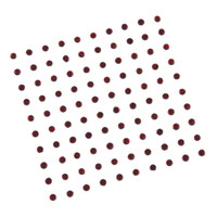 Bling Bling: Diamantes: 2mm: Burgundy