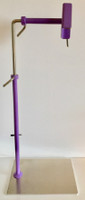Limited edition Purple coloured lowery stand