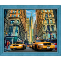 New York Diamond painting Kit