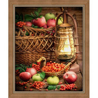 Still Life With Rowan Diamond Painting Kit