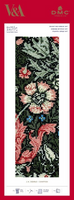 Compton Bookmark Cross Stitch Kit by William Morris