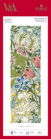 Golden Lily Bookmark Cross Stitch Kit by William Morries