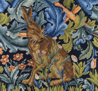 The Hare Tapestry Kit By William Morris