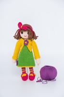 Mini Me Millie Dress up Doll Crochet Pattern