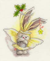 Bebunni Angel Cross Stitch Kit by Bothy threads