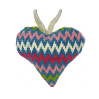 Bargello Heart Tapestry Kit
