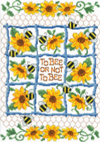 To Bee Or Not To Bee Cross Stitch Chart By Ursula Michael