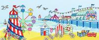 Pier Fun Cross Stitch Kit By Bothy Threads