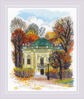 Kuskovo Hermitage Cross Stitch Kit By Riolis