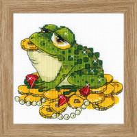 For Prosperity Cross Stitch Kit By Riolis