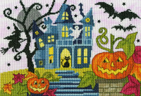 Spooky! Cross Stitch Kit By Bothy Threads