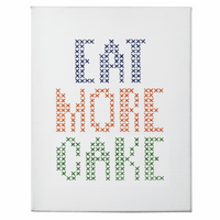 Counted Cross Stitch Kit: Big & Easy: Eatmore by Anchor